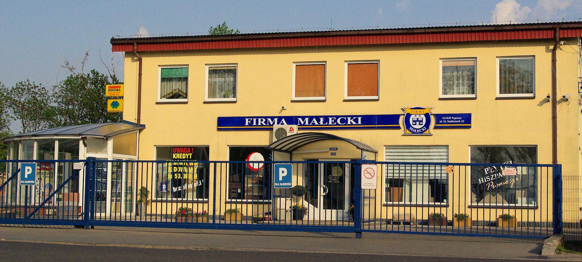 Firma Małecki II
